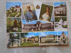 D147265 Austria  Wien Franz Joseph I. Kaiser V. Österreich -Kaiserin Elisabeth -Sissy  1972 - Vienne