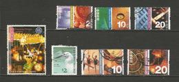 Lot De Timbres Hong Kong - Hong Kong (1997-...)