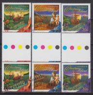 Christmas Island 1996 Yvert 429- 31, Christmas, Noël - MNH - Christmas Island