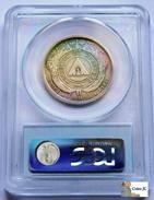 Honduras - 50 Centavos - PCGS - 1883 - Honduras
