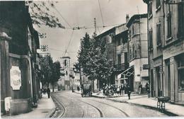 Saint Loup Marseille Avenue Principale Pensionnat St Augustin à Gauche - Marseille