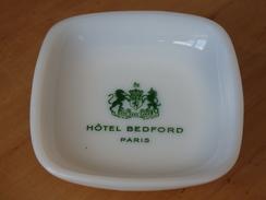 Hotel Bedford Paris - 10cm Breed - Glass