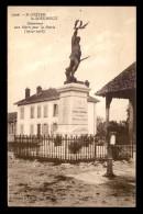 01 - ST-NIZIER-LE-BOUCHOUX - MONUMENT AUX MORTS - France