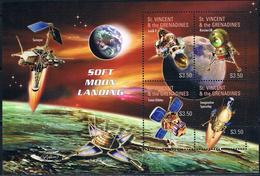 Bloc Sheet Espace Space Neuf  MNH ** St Vincent Grenadines 2012