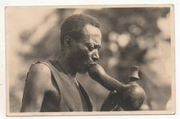 35224  -  Zagourski  -  L'Afrique  Qui Disparait -  Un Fumeur  -  6 - Kinshasa - Leopoldville (Leopoldstadt)