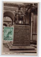"""1942 - MAXUMUM """" GIOACCHINO ROSSINI """" ANNULLO VEDI++++ - Cartes-Maximum (CM)"""