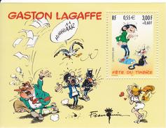 France Bloc N° 34** Gaston Lagaffe 2001 Bloc Neuf - Neufs