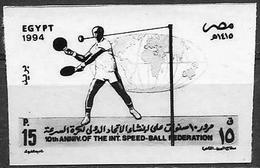 Egitto/Egypte/Egypt: Prova Fotografica, Photographic Proof, Preuves Photographiques, Speed-ball - Sellos