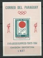 Paraguay  - Bloc Feuillet Aérien N° 375 **  -  Abc 22201 - Paraguay