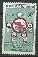 Cameroun   -   Yvert N°  136 **   -  Abc 22205 - Congo - Brazzaville