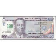 TWN - PHILIPPINES 212A - 100 Piso 2011 - 100th Ann. Of De La Salle - Prefix JF UNC - Philippines