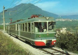 Italien / FETM - Elektrischer Gelenktriebwagen Serie 11-13