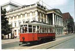 "WROCLAW / ""Alte Hexe / ""Baba Jaga"" - Trambahn-Cafe (Typ LH Standard - Bj. 1929)"