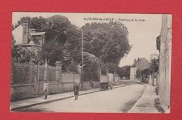 St Julien De Sault  --  Faubourg De La Croix - Saint Julien Du Sault
