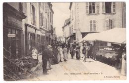 MARCIGNY - Rue Chevalière - France