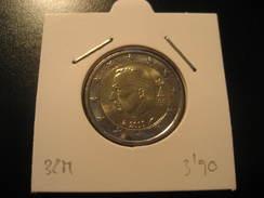 2 EURO 2011 Good Condition BELGIUM Eur Euros Coin BELGIQUE - Bélgica
