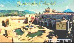 TK10677 GUATEMALA - Chip - Guatemala