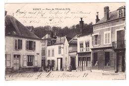 VERZY - Place De L'Hotel De Ville - Verzy