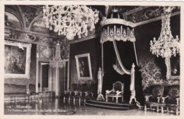 Monaco Le Palais du Prince la Salle du Trone Real Photo