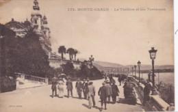 Monaco Monte Carlo Le Theatre Et Les Terrasses - Terraces