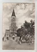 CPSM ROMANECHE THORINS (Saone Et Loire) - L'Eglise - Autres Communes