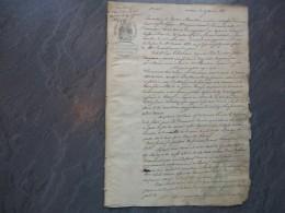 79 Niort Sainte-Pézenne 1855 Procès Fabrique De Colle Forte Et Huile Pied De Boeuf Mouillers Vs Arnaud ; Ref  279 VP 14 - Documents Historiques