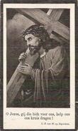 DP. JULES DEGEZELLE  ° DEERLIJK 1859-+ ISEGHEM 1921 - Religión & Esoterismo