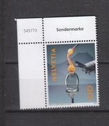 Schweiz   ** 2482 Glashandwerk Neuausgabe 2.3.2017 Postpreis CHF 1,00 - Schweiz