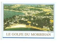 Arzon - Port Navalo (56) Le Golfe Du Morbihan ( Vue Generale Aerienne ) - Arzon