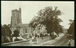 AK Großbritannien, Sevenoaks Kent   St. Nicholas Parish Church - Altri