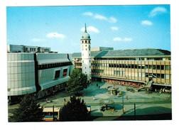 15050  CPM     DARMSTADT  Tor Zu Odenwald Und Bergstrasse , Am Weissen Turm - Darmstadt