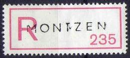 Vignette Recommandé Montzen - Documents De La Poste