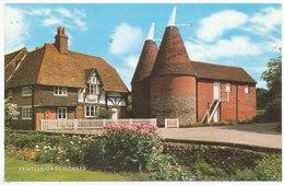 Kentish Oast Houses - England