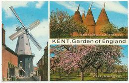Kent, Garden Of England, 1983 Postcard - Unclassified