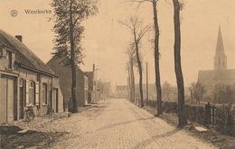 Westkerke Oudeburgstraat - Oudenburg