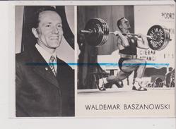 CPM -  WALDEMAR BASZANOWSKI - ATHLETE - Musculation - Haltérophilie - Multivues - Haltérophilie