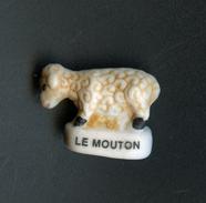 """FEVE - FEVES - """"LA PASTORALE 1998"""" - SANTONS CRECHE - LE MOUTON  - MAT - Santons"""