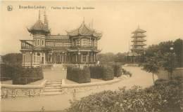 BRUXELLES-LAEKEN - Pavillon Chinois Et Tour Japonaise - Laeken