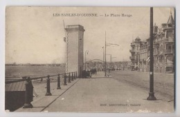 LES SABLES D' OLONNE - Le Phare Rouge - Sables D'Olonne