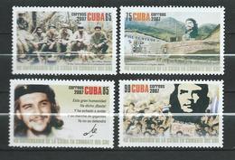 """Cuba 2007 The 40th Anniversary Of The Death Of Ernesto """"Che"""" Guevara, 1928-1967.MNH - Nuovi"""