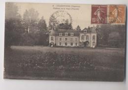 DÉSERTINES (53 - Mayenne) - Château De La Haye - Sonstige Gemeinden
