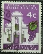 SUDAFRICA - AFRICA DEL SUR 1971 Definitive Issue. USADO - USED. - África Del Sur (1961-...)