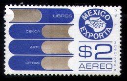 Exporta Type 5 $ 2.00 Books Blue-violet / Gold - Mexique