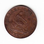 ESPAGNE KM 662 5ct 1870 AU.   (DP120) - Monnaies Provinciales