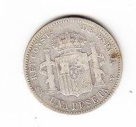 ESPAGNE, KM 706, 1p, 1900 SILVER.   (MP03) - Monnaies Provinciales