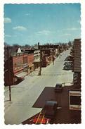 Canada, Ontario, North Glengarry, Alexandria, Main Street, Fire Engine? Hotel, Postcard - Ontario