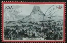SUDAFRICA - AFRICA DEL SUR 1979 The 100th Anniversary Of The Zulu War. USADO - USED. - África Del Sur (1961-...)