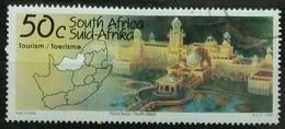 SUDAFRICA - AFRICA DEL SUR 1995 Tourism. USADO - USED. - Usados