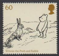 United Kingdom Mi 3004 Children's Books - Winnie The Pooh - Europa C.E.P.T. - Pooh & Rabbit  * * 2010 - 1952-.... (Elizabeth II)