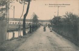 G70 - 70 - SAINT-LOUP-SUR-SEMOUSE - Haute-Saône - Avenue De L'usine Lebrun - Altri Comuni